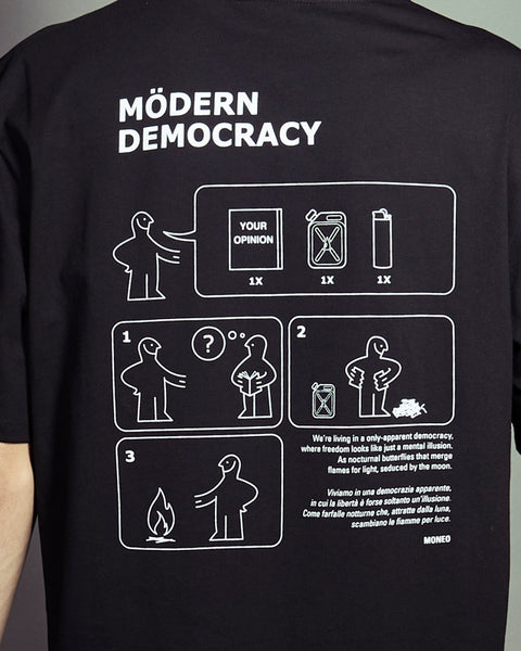 Mödern Democracy - Tshirt