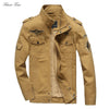 Casual Military Style Jacket