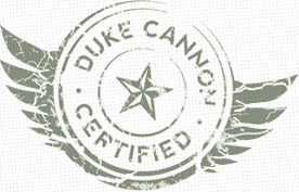 Duke Cannon Certified