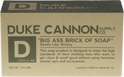 Duke Cannon Supply Co. 'Big Ass Brick of Soap'