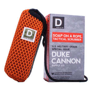 Tactical Soap on a Rope Pouch