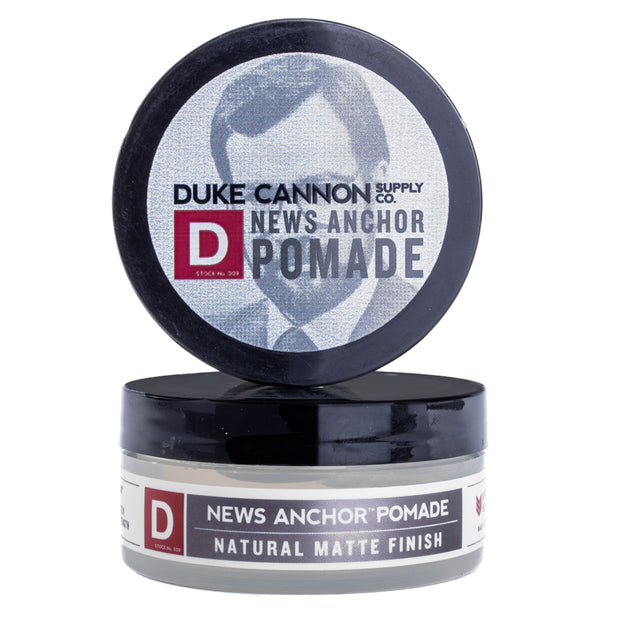 News Anchor Pomade - Travel Size 1