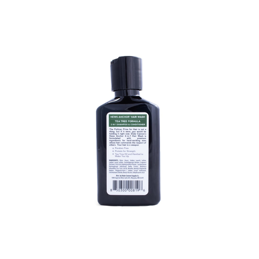 3oz Tea Tree Hair Wash