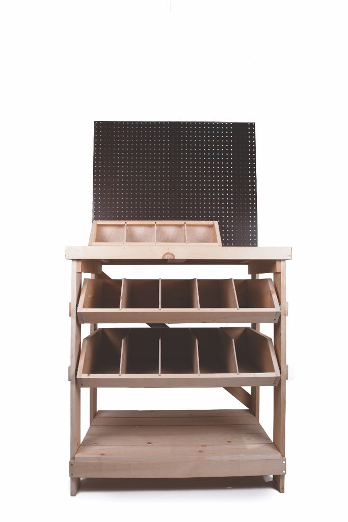 Workbench Merchandising Unit