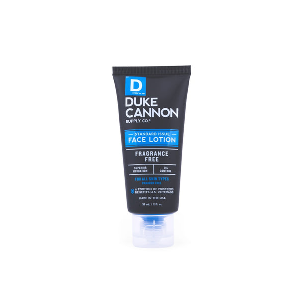 2oz Standard Issue Face Lotion 1