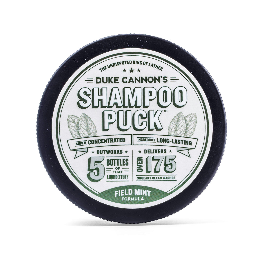 Shampoo Puck - Field Mint