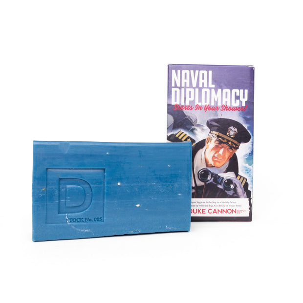 Limited Edition WWII-era Big Ass Brick of Soap - Naval Diplomacy 1