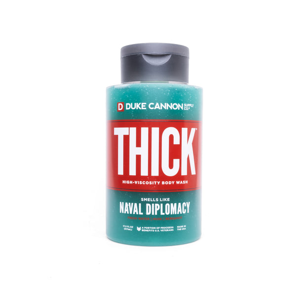 THICK High-Viscosity Body Wash - Naval Supremacy 1