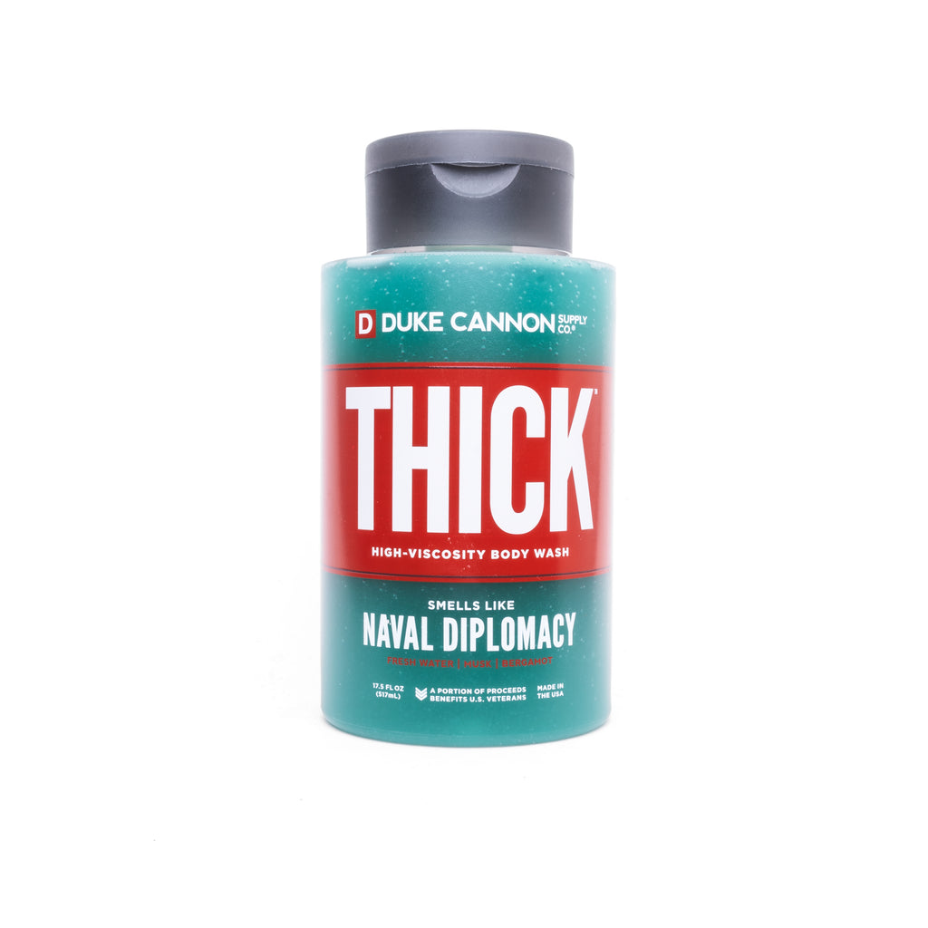 THICK High-Viscosity Body Wash - Naval Supremacy
