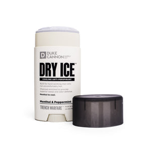 Dry Ice Cooling Antiperspirant + Deodorant (Peppermint & Musk)