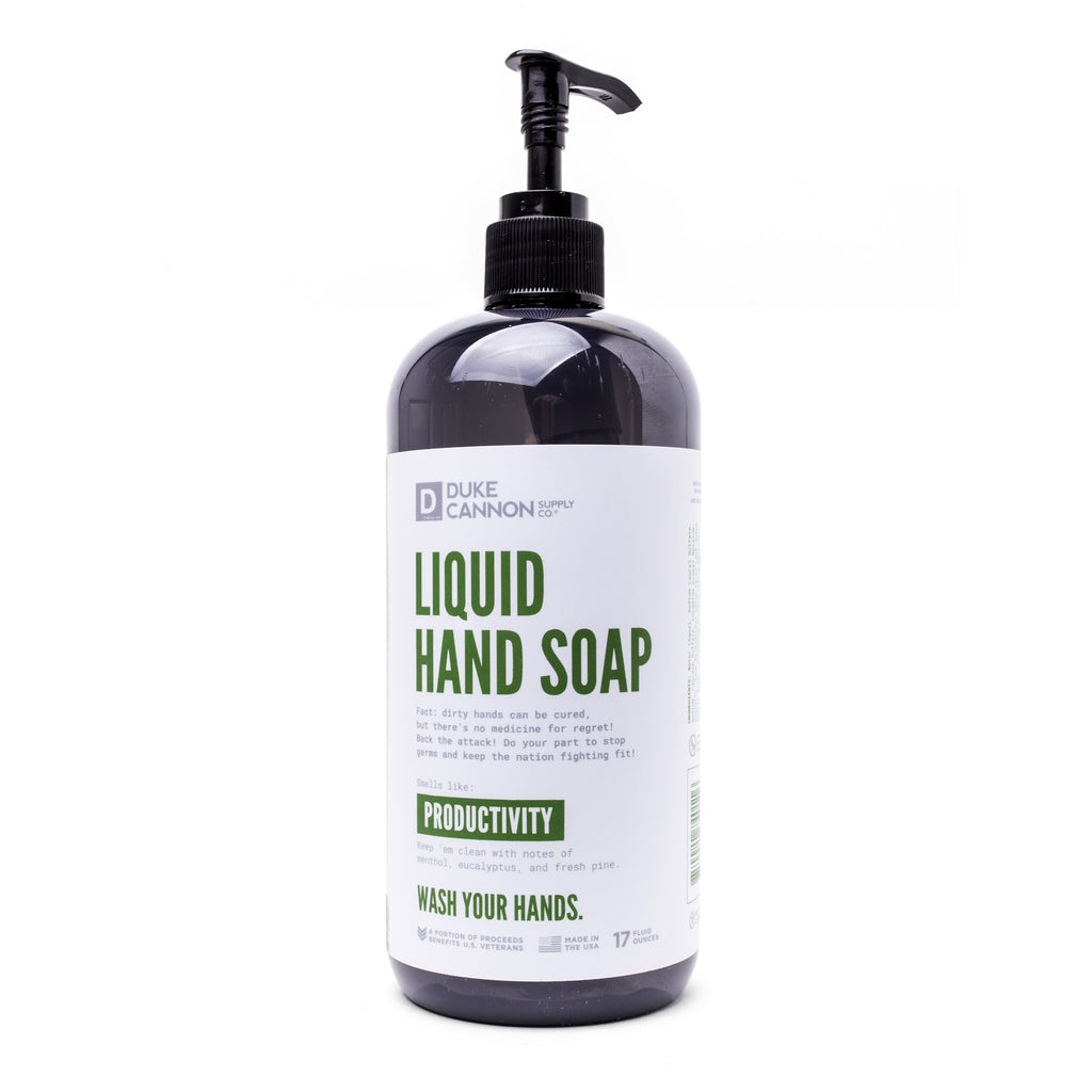Liquid Hand Soap - Productivity