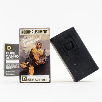 Limited Edition WWII-era Big Ass Brick of Soap - Accomplishment