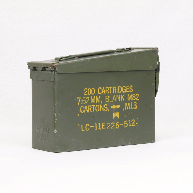 Empty Ammo Can