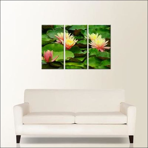 Triptych Canvas Prints - 36x24