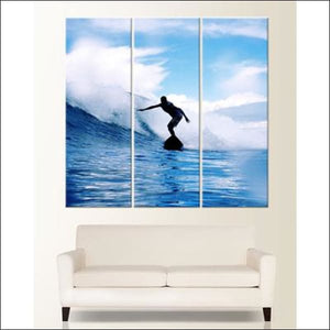 Triptych Canvas Prints - 60 x 60