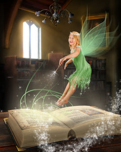 Photo Art - Fairy Art