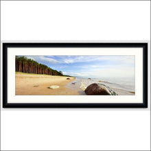 "Load image into Gallery viewer, Photo Frame to fit 10x30"" Print - redsimaging"