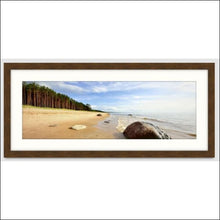 "Load image into Gallery viewer, Photo Frame to fit 16x48"" Print - redsimaging"