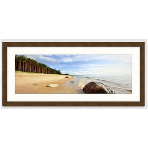 "Photo Frame to fit 16x48"" Print - redsimaging"