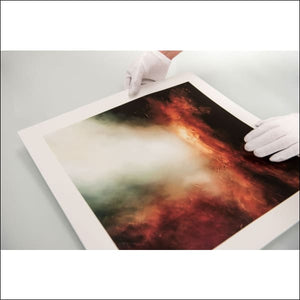 "Fine Art Print - 12 x 12"" - redsimaging"