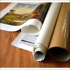 Rolled Canvas Prints - 10 x 24
