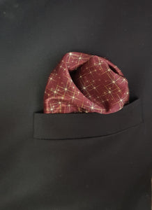 Printed Pocket Square 107
