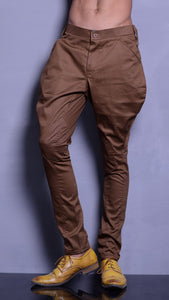 Chocolate Brown Mens Breeches