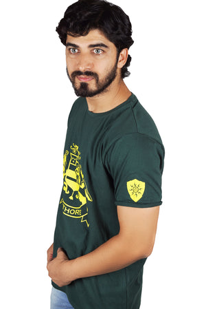 Rathore Clan Round Neck T-shirt
