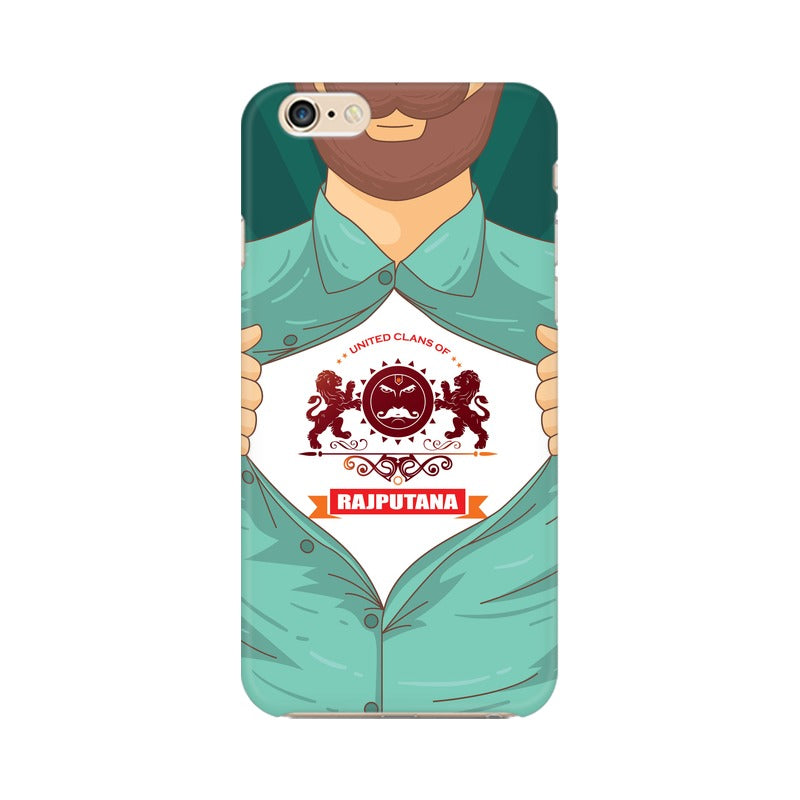 United Clans of Rajputana Phone Cover