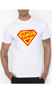 Super Banna Printed T-shirt