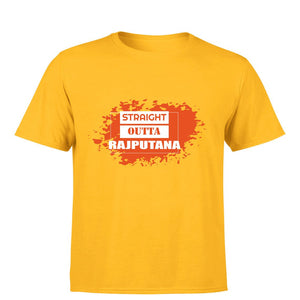 Straight Outta Rajputana T-shirt