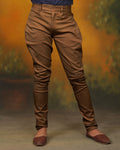 Kid's Chocolate Brown Breeches