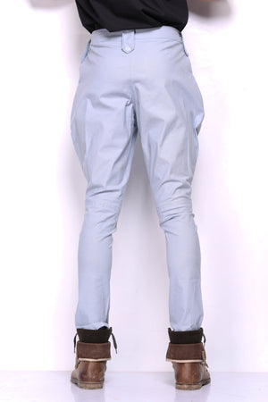 Aqua Blue Colour Breeches