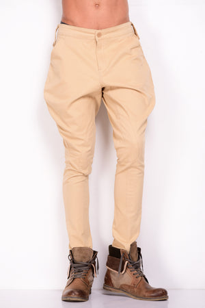 Cinnamon Khakhi Men's Breeches