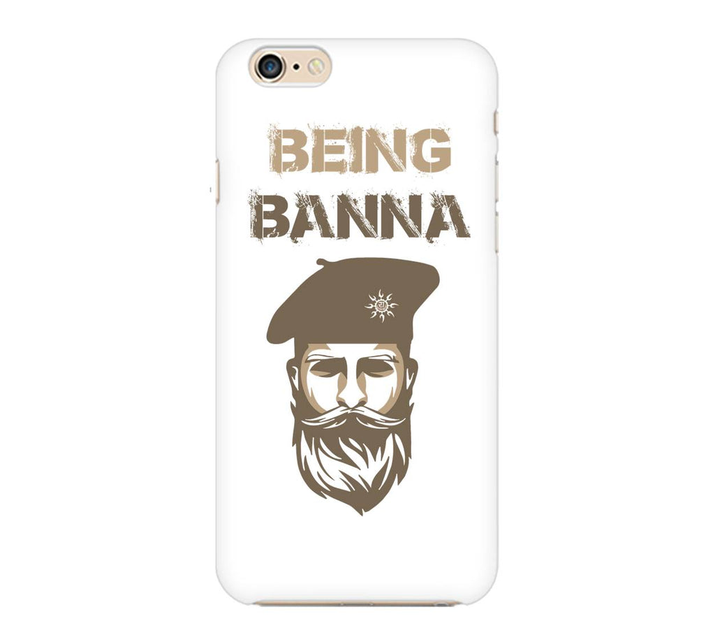 Being Banna Phone Cover
