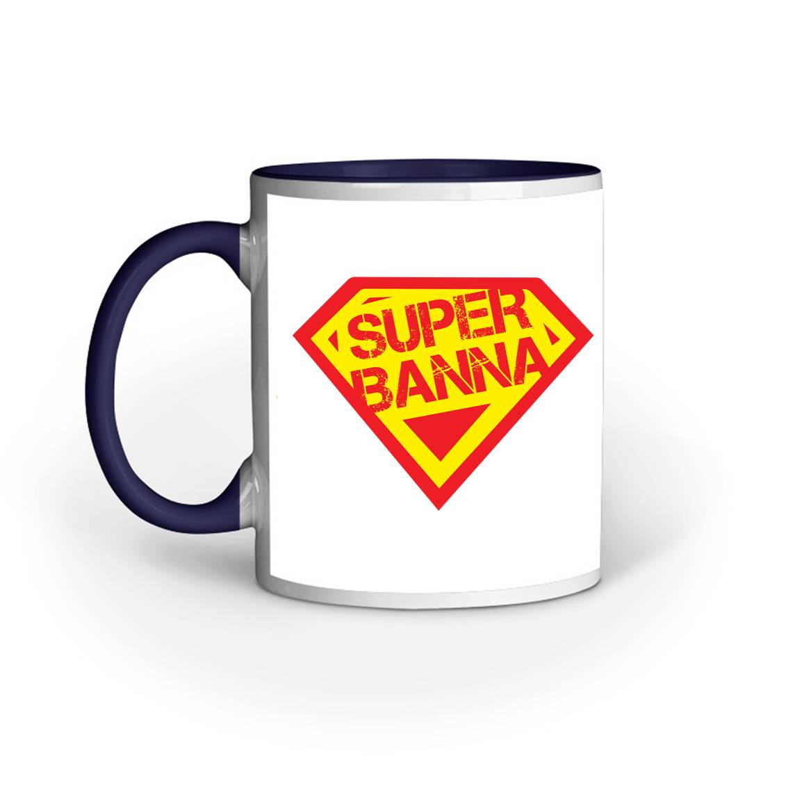 SUPER BANNA COFFEE MUG