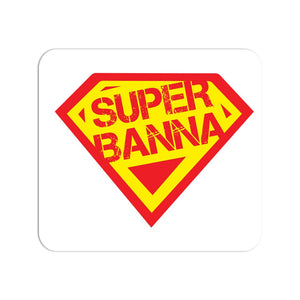 Super Banna Mouse Pad