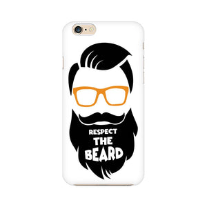 Respect The Beard Phone Cover