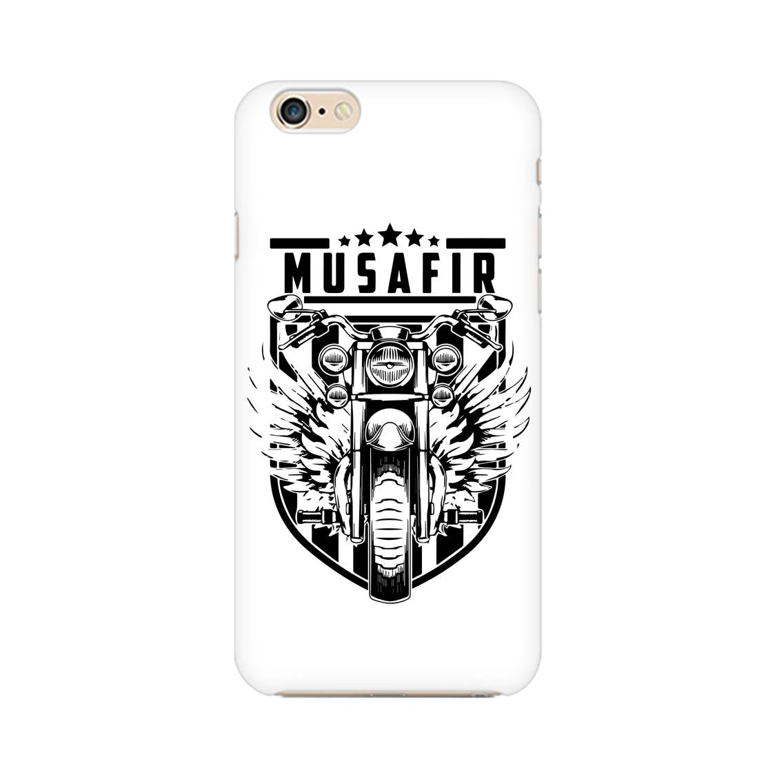 Musafir Printed Phone Cover