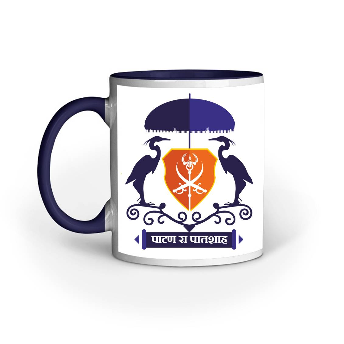 SOLANKI CLAN COFFEE MUG