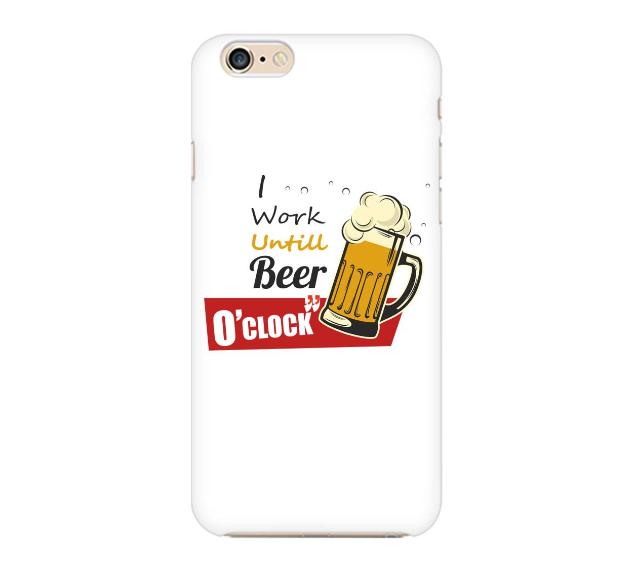 Beer O'Clock Phone Cover
