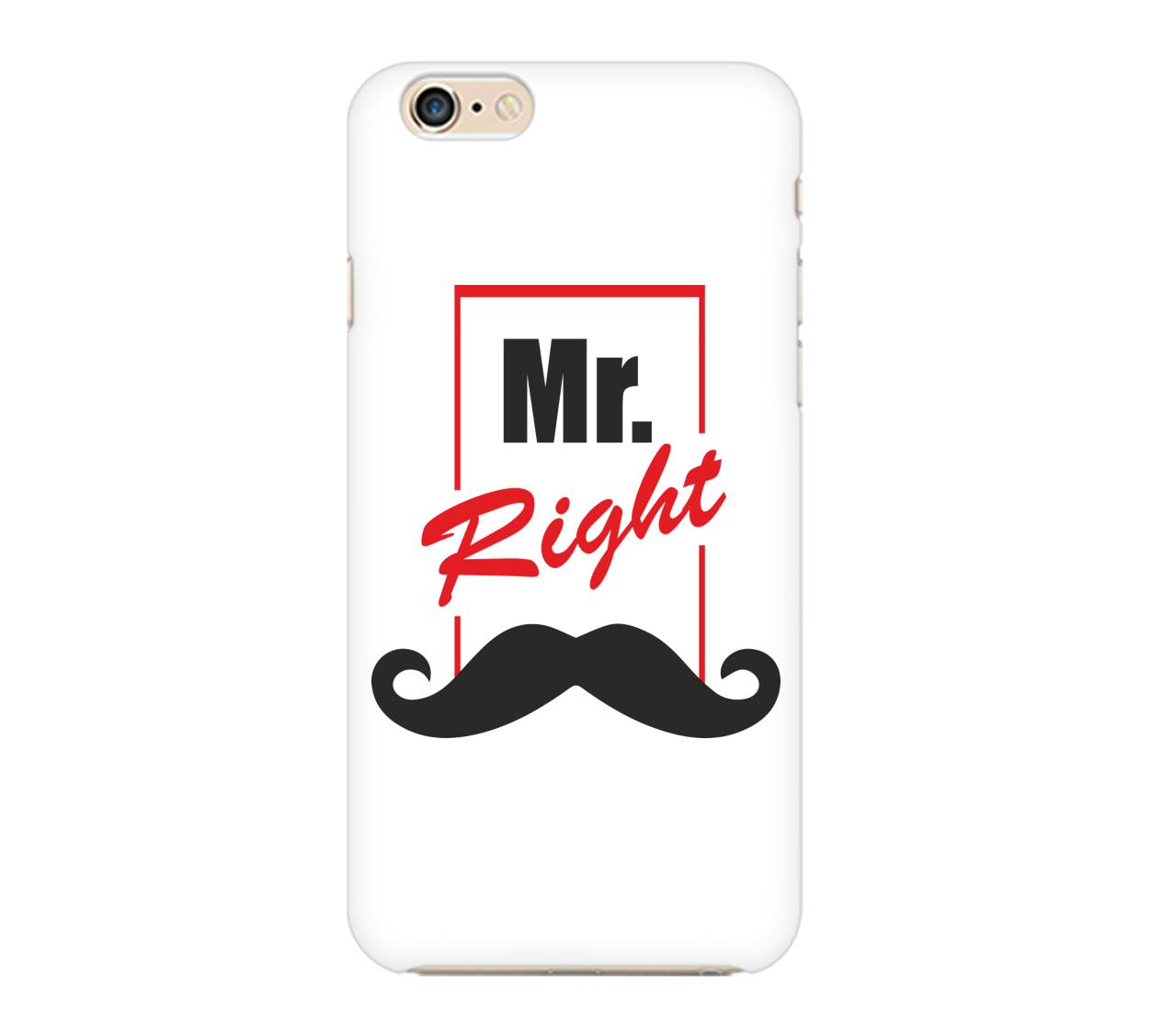 Mr Right Phone Cover