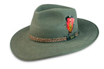 Akubra Tablelands Olive