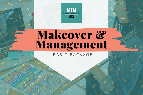 Makeover & Management | Basic Package