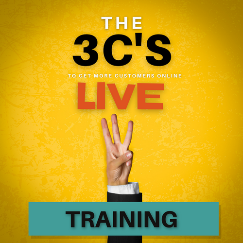 3 C's 3-5 Day Live Training
