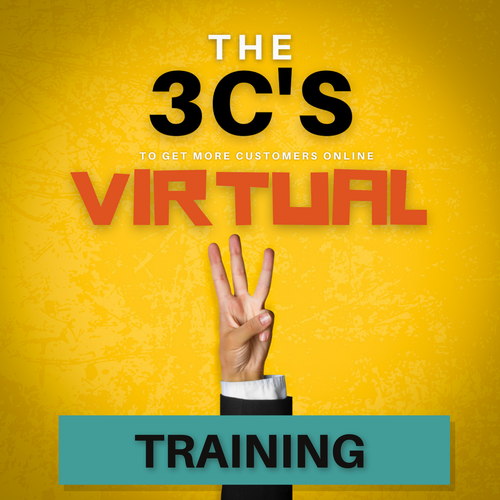 3 C's 3-Day Virtual Training