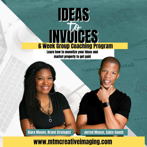 Ideas to Invoices: Group Coaching Program
