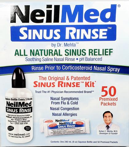 OTC Sinus Medications