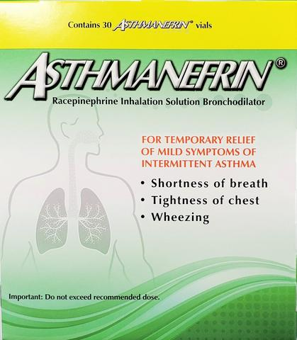 Over the Counter Asthma Medication