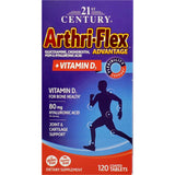 21st Century Arthri-Flex Advantage plus Vitamin D3, 120 Tablets